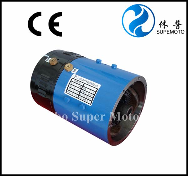 Shandong Super Motor Power Tech Co Ltd 5kw Golf Cart